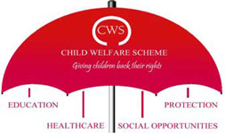 Give the gift of giving at Child Welfare Scheme