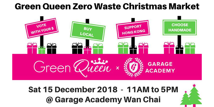 Green Queen Zero Waste Market