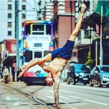 Evolution - Asia Yoga Conference 2018 at HKCEC
