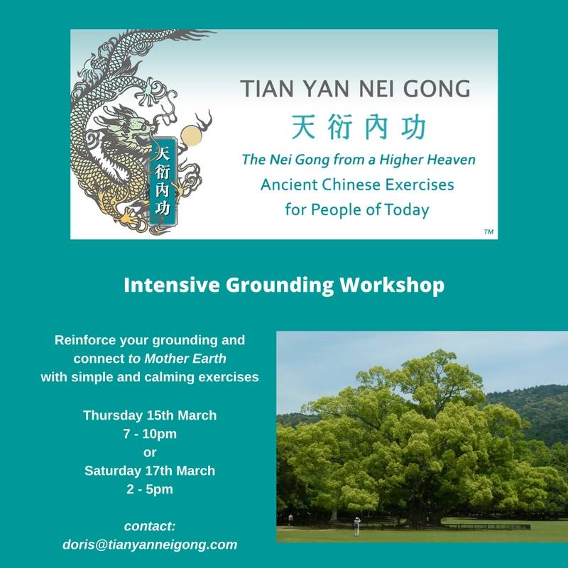 Intensive Grounding Workshop at Tian Yan Nei Gong Centre