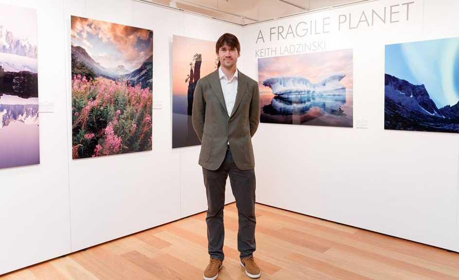 A Fragile Planet Photo Exhibition at