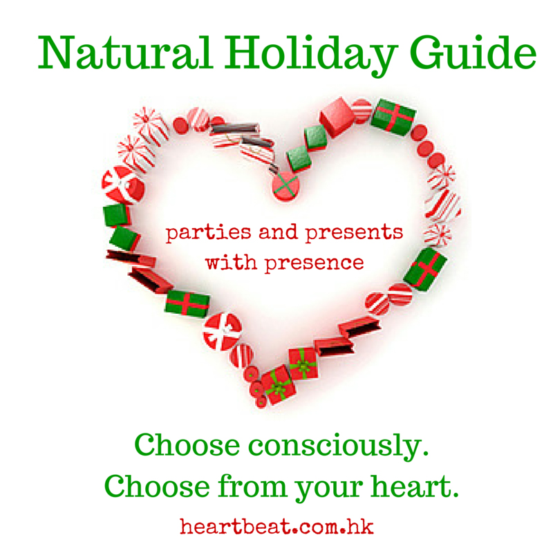 The Natural Holiday Guide 2015