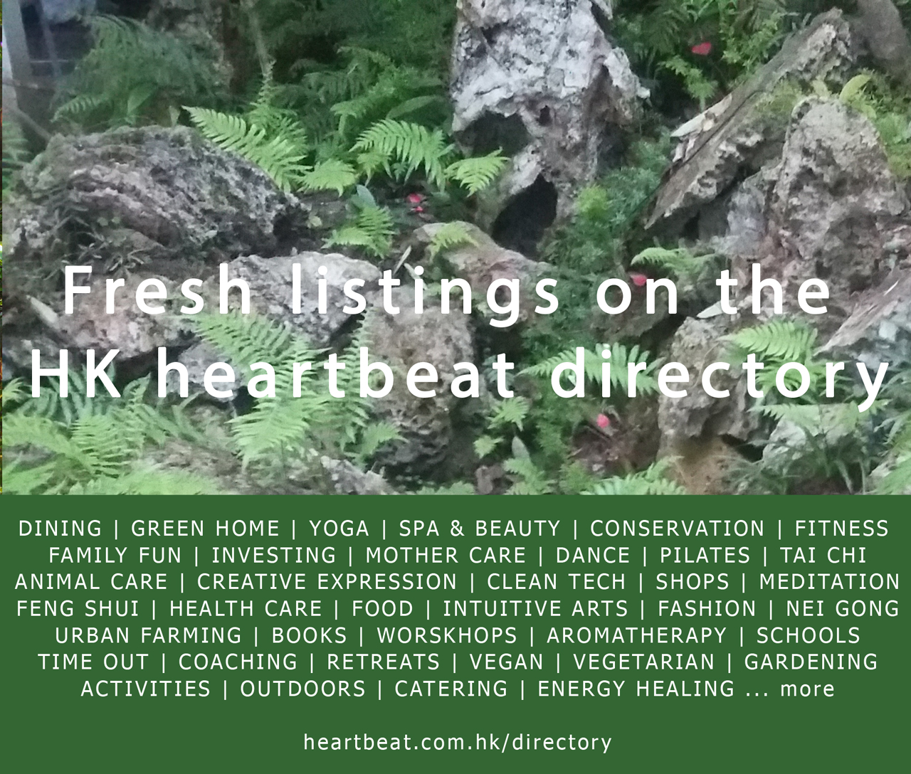 Fresh directory listings