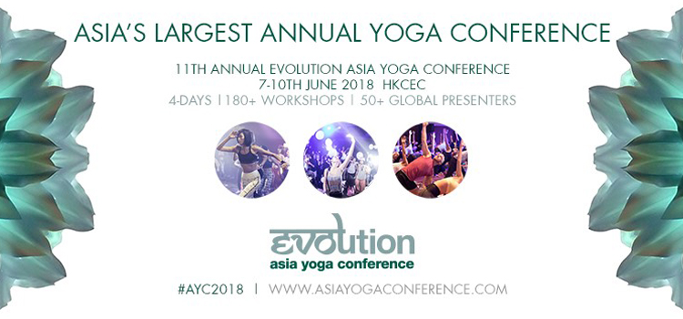 Evolution – Asia Yoga Conference