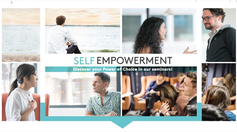Self Empowerment Seminar