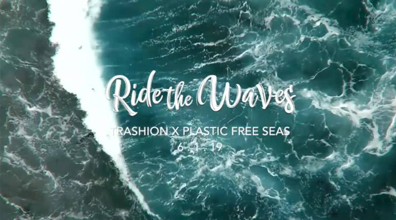 Ride The Waves — Trasion 2019