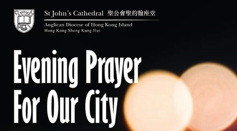 Healing for Hong Kong