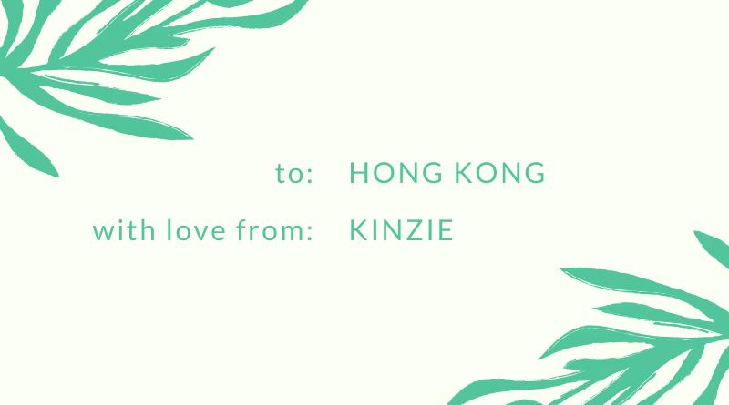 Kinzie's gift