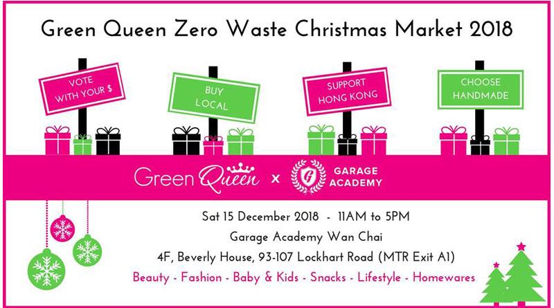 Zero Waste Christmas Market