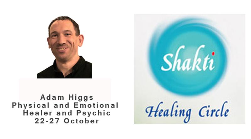 Adam Higgs in HK 22-27 October