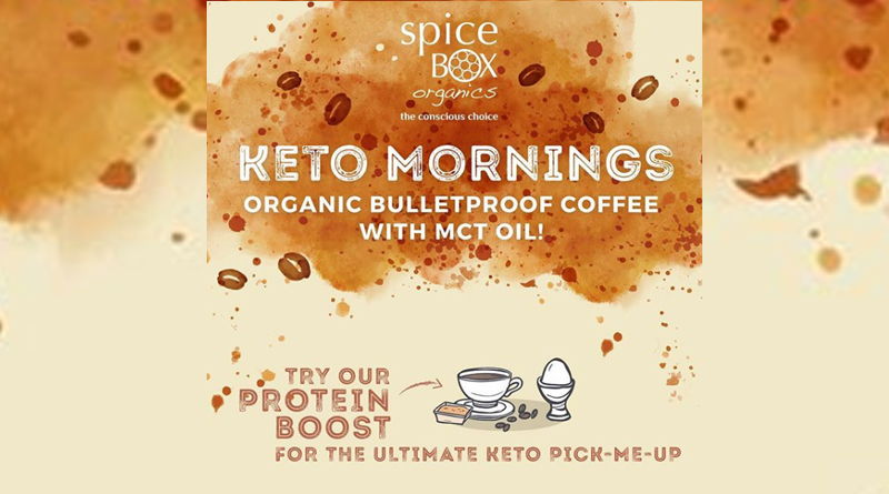 Morning keto boost